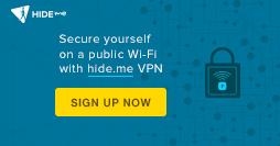 Avoid Public Wi-fi