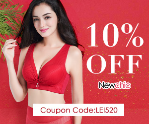 10% Off Women's Breathable Lingeries