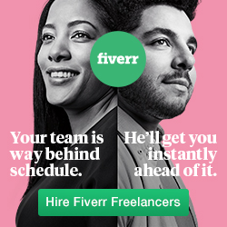 Sign up to Fiverr Free and Get More Done, Together