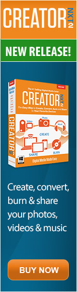 Buy Now and Save $20 on Easy Media Creator 8 Suite