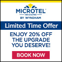 MICROTEL - 20% Off Suites