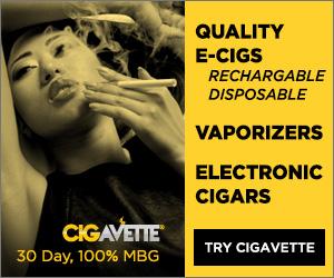 CIGAVETTE Electronic Vapor Devices