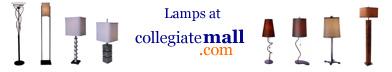 Lamps at CollegiateMall