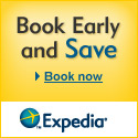save by booking with expedia