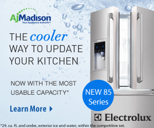 Electrolux Refrigerator 300x250 banner