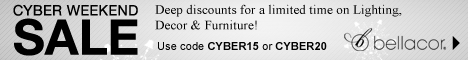 Cyber Weekend Sale at Bellacor!
