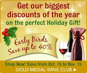 300x250 early bird gift special banner