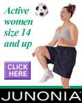 Junonia Plus Size Activewear for Women