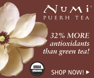 Numi - The Purest Tea on the Planet. Shop Now