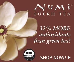 Numi - The Purest Tea on the Planet. Shop Now