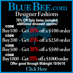 Multiple Promo Codes at BlueBee.com