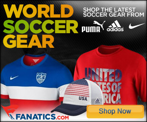 Shop 2014 World Soccer USA gear at Fanatics.com!