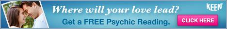Free Pyschic Reading
