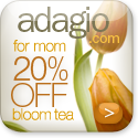 adagio teas, adagioteas.com, adagio tee
