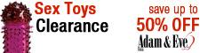 50% off clarance toys