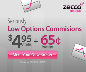 Zecco.com - Low Cost Options Trades