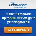 Quality Printing for Less at PrintRunner.com
