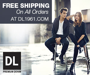 DL1961 Free Shipping On Orders