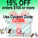 KazooToys.com Coupon