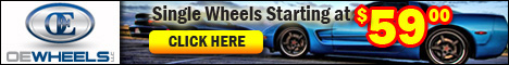 Wheels for less