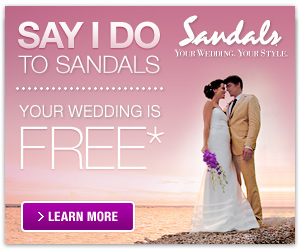 Say I Do To Sandals - Free Wedding