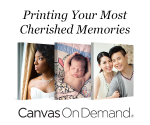 put pictures on Canvas