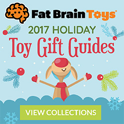 Shop the Fat Brain Toys 2017 Gift Guide