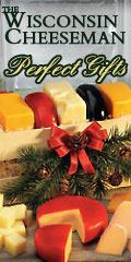 The Wisconsin Cheeseman - Perfect Gift