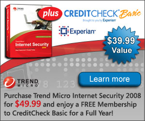 Purchase Trend Micro Internet Security 2008 and ge