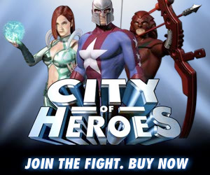 City of Heroes Join the Fight Buy Now