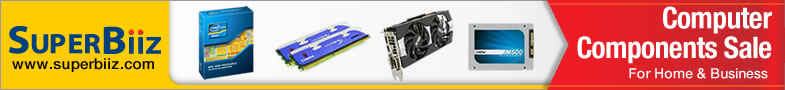 Superbiiz - PC Hardware E-Tailer