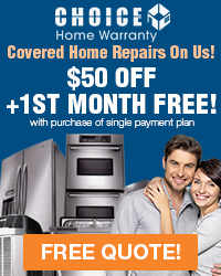 Never Pay For Covered Home Repairs Again!