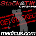 Stack and Tilt Golf Swing Videos by Medicus Golf