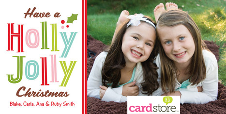 AMAZING DEAL: Buy and Mail Your Hoilday Cards For 29 Cents Each! (12.12.12 ONLY)