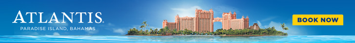 Atlantis Resort 728x90 Banner