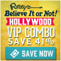 Ripleys believe it or not discount deals attraction tickets hollywood