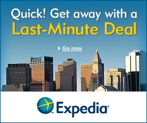 Last Minute Deals with Expedia!