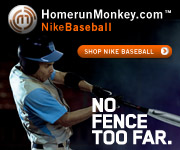 Nike Baseball Now Available From HomerunMonkey.com