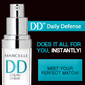 Marcelle DD Cream Daily Defense SPF 25. Exlusively at Marcelle.com