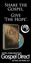 Share the Gospel with 'The Hope' at Gospel Direct