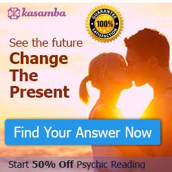 Psychic Reading from Kasamba