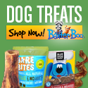 Shop All Dog Treats At BaxterBoo.com!