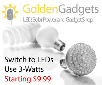 Switch to LEDs and Save
