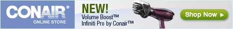 New Products from Conair