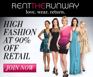 Rent The Runway - High Fashion 90% Off Retail