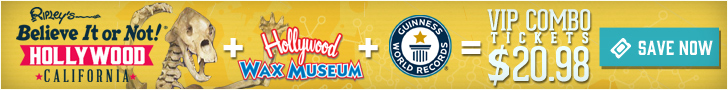 Ripleys museum discount coupons and tickets