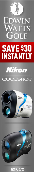 Save $30 Instantly on Nikon Rangefinders at EdwinWatts.com