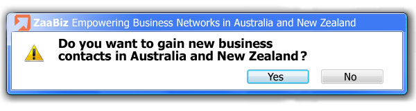 Gain new business contacts