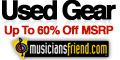 Fender Guitars at MusiciansFriend.com