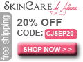 Skin Care by Alana New Year Coupon Code happy15